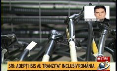 SRI confirms: Followers of the Islamic State Group transiting Romania to and from Syria