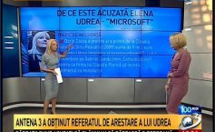 "100 minutes: What are the charges against Elena Udrea in the ""Microsoft"" case file"