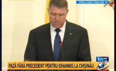 Klaus Iohannis: European integration means a prosperous future for the citizens of Moldova