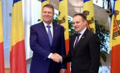 Iohannis: Moldova has got a great chance, which we did not have. This chance is called Romania