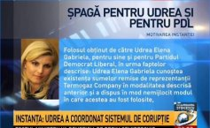 "Elena Udrea's lawyer on Antena 3: Elena Udrea has got no criminal involvement in the "" Bute Gala """