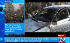 Romanians, victims of a mob attack in Rome