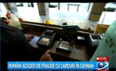 Two Romanian accused of fraud with bank cards in Cayman Islands