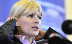 Elena Udrea was released from custody in the Microsoft case