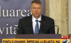 Iohannis at the annual report presentation of the Minister of Internal Affairs: Nobody is above the law