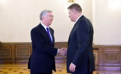 Iohannis – Fallon meeting: Romanian-British military exercises will become a regular practice