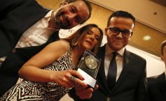Antena 3 and the Observer, vice world champions at the New York Festivals 2015 Gala