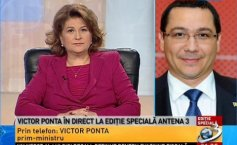 Ponta, about the robbery during the Boc-Băsescu government: Those who committed the robbery want to be in power again