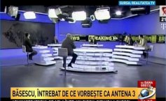 Traian Băsescu, a new attack against Antena 3: An anti-national channel