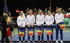 Romania wins over Canada at Fed Cup