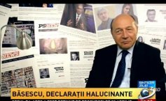 Băsescu considers himself innocent: There is no man who can say he made a money arrangement with me