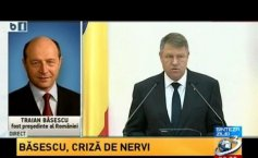 Daily Summary: Iohannis, interviewed in German about the Schweighofer scandal. Băsescu, jumps to attack