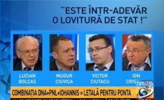 The DNA+PNL+Iohannis combination =lethal for Ponta. Coup d'état or high level corruption?