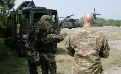 Over 2,000 troops in one of the most important NATO exercises. Antena 3 the only TV in Romania invited to the event