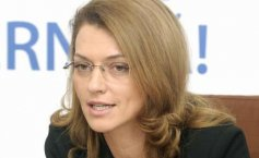 "Alina Gorghiu: ""There will be a motion of censure in the fall."" Whom the Liberals want to replace Ponta with"