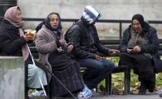 Luxembourgians, tired of romanian beggars
