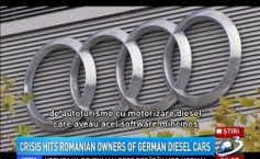 Crisis hits romanian owners of german diesel car