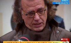 André Rieu is launching the DVD of his live concern in Bucharest. The profit will be donated to the victims of the Collective club fire