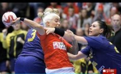 Female players keep Romanian handball alive