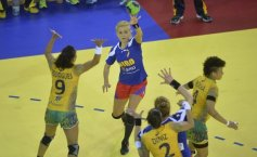 Handball's bronze girls are home for Christmas