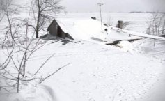 Code red snowfalls throughout Europe