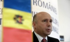Moldovan government has been sworn in. There were violent protests in Chisinau