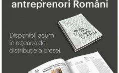 "Intact Media Group launches the catalog of the most powerful one hundred businessmen in the country , ""Romanians developing Romania"""