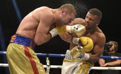 Boxing: Romanian Bute fails to get WBC super-middleweight title