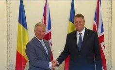 President Iohannis meets Prince Charles, the two agree on need to preserve biodiversity