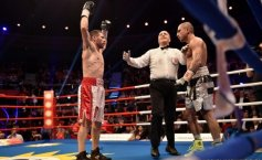 Boxerul Viorel Simion rămâne campion IBF la categoria pană
