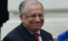 Former President Iliescu accused of crimes against humanity in Mineriad case