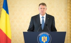 Iohannis's NewYear message: Dear Romanians, do not lose trust in Romania, together we'll make it!