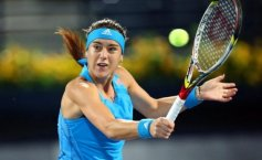 Sorana Cirstea stopped in round of 16 of the Australian Open