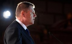 President Iohannis: I decided to notify CCR on GEO for the modification of the Criminal Codes