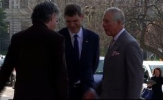 Prince of Wales celebrated during special reception in Bucharest