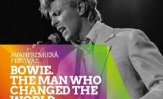 "Documentarul ""Bowie: The Man Who Changed the World"" proiectat la avanpremiera DokStation 2"