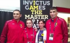 The Romanian Military has received the first medal at the Invictus Games in Australia