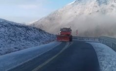 Transalpina will close due to bad weather and snow