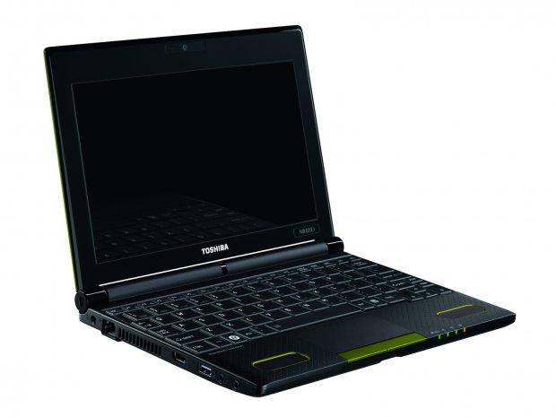 Toshiba Anunta Primul Netbook Din Lume Cu Difuzoare Harman