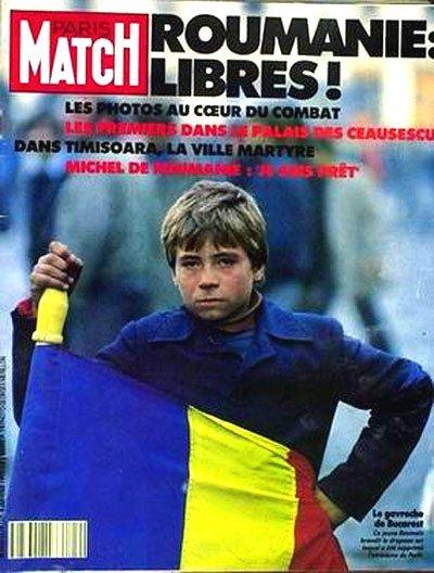 El este Gavroche al României. Îmbrăcat în tricolor, a devenit un simbol al  Revoluţiei române | Antena 3