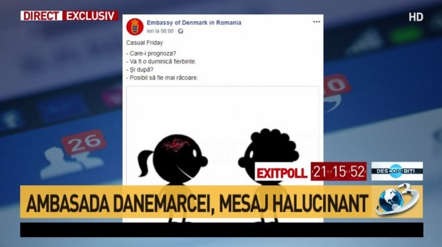 Discover  Birth announcement for Dragnea about the sentence