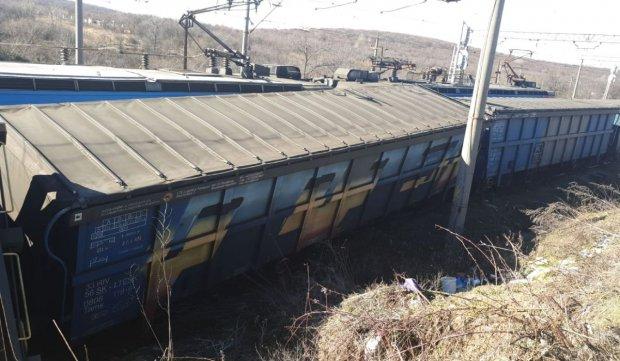 Accident feroviar în staţia CFR Balota din Mehedinţi