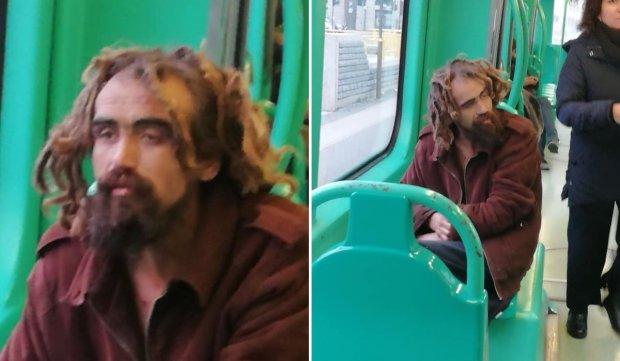 Român căutat de 18 ani de familie, găsit într-un tramvai în Italia