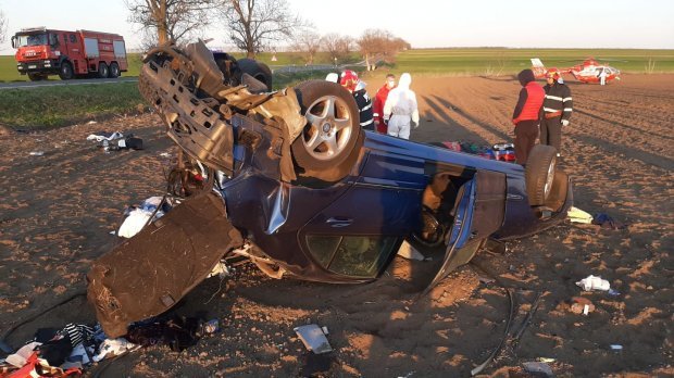 Accident pe DN3, în Constanța, între Cobadin și Viișoara