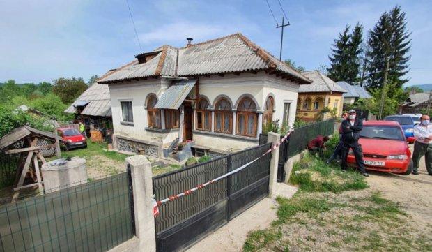 Fetița care și-a găsit părinții morți în casă la Pietroșani, județul Argeș