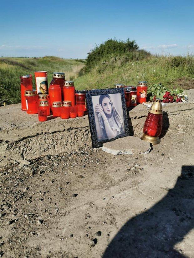 Adriana Vîlcea a murit la 19 ani într-un accident în apropiere de Slatina, Olt