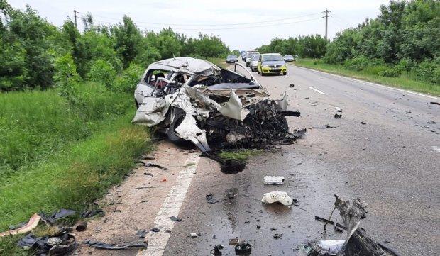 Accident cu trei morți în Văceni, județul Teleorman