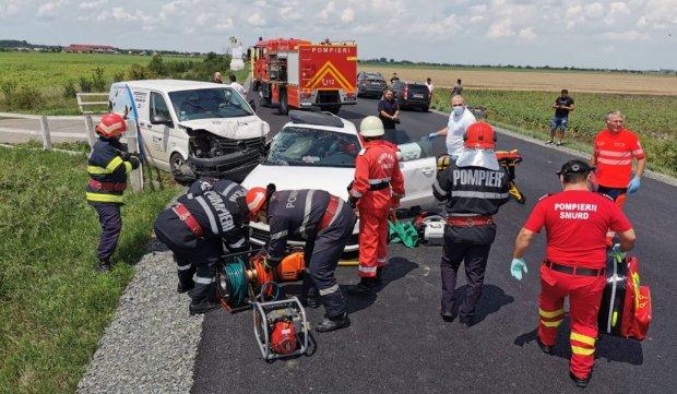 Tânără însărcinată, ucisă într-un accident la ieșire din Slobozia, Ialomița