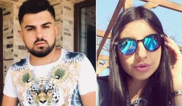 Cosmin Dan, criminalul condamnat din Buzău, și Valentina Nica, fata ucisă în 2019