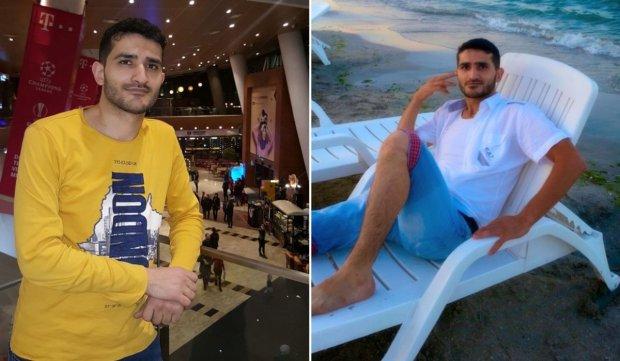 Jamal Ahmad Kouja, tatăl din acte al fiului Sabinei, tânăra ucisă la Ghimpați